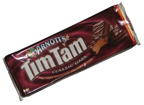 Arnotts Tim Tams Dark 200g