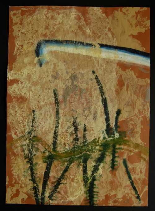 Aboriginal Art - Coowonga (2004)