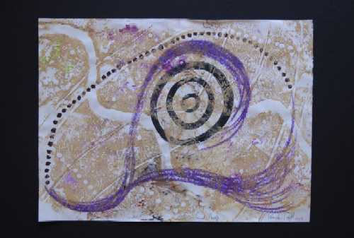 Aboriginal Art - Mud Map I (2003)