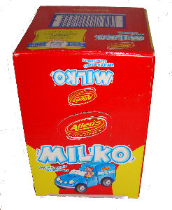 Box: Allens Milko Sticks 150