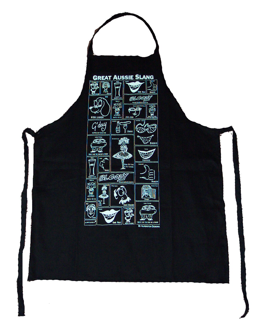 Apron - Great Aussie Slang