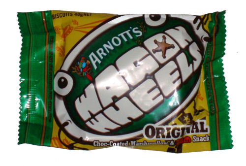 Wagon Wheels 48g (7oz)