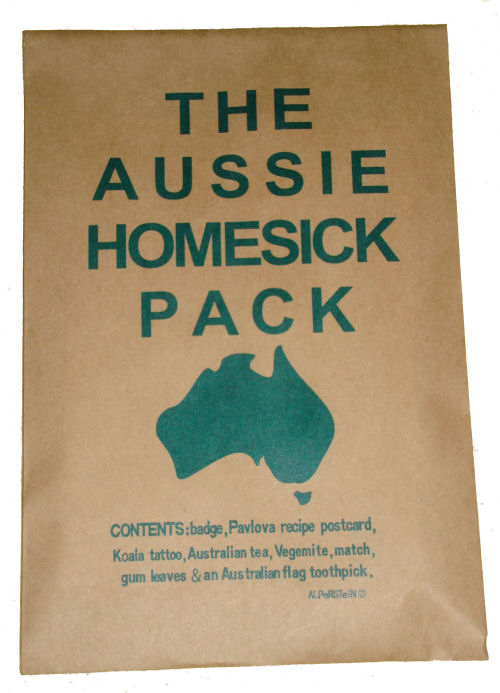 Aussie Homesick Pack