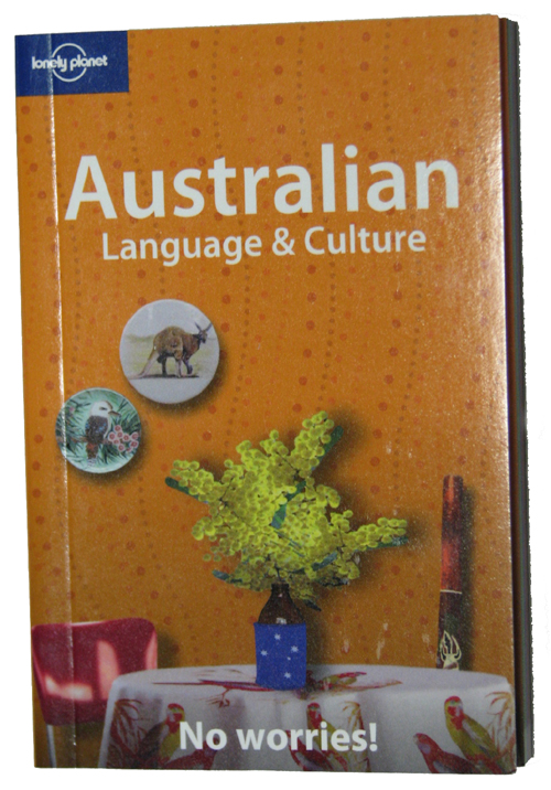 Book: Australian Language & Culture