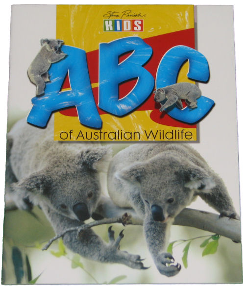 Book: ABC of Australian Wildlife