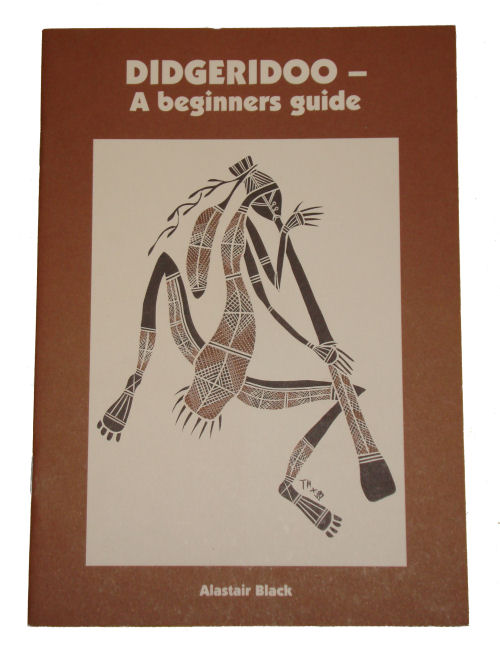 Book: Beginners Guide to the Didgeridoo