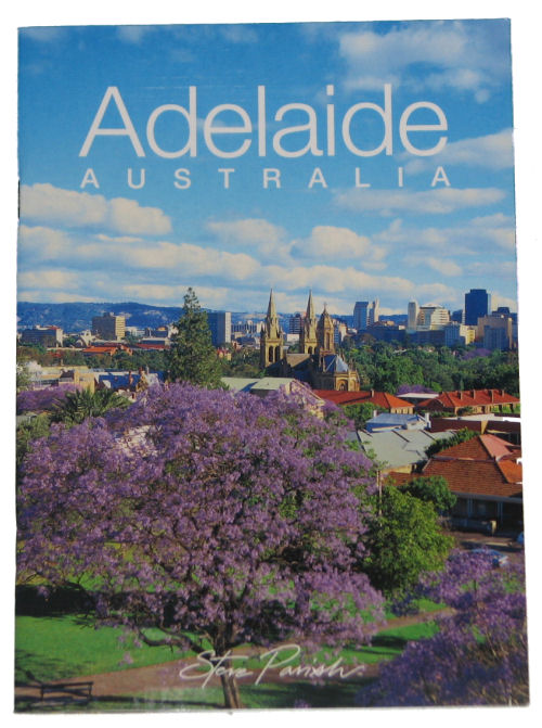 Book: Adelaide Little Gift Book