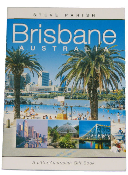 Book: Brisbane Little Gift Book