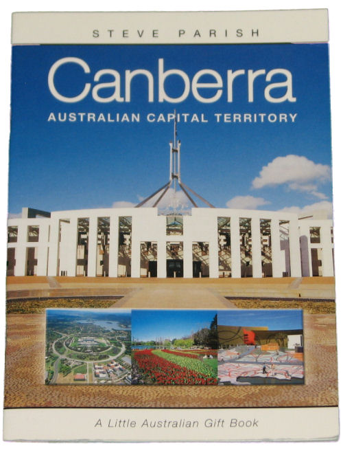 Book: Canberra Little Gift Book