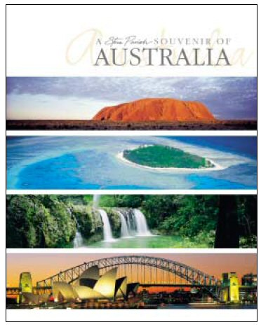 Book: Souvenir of Australia