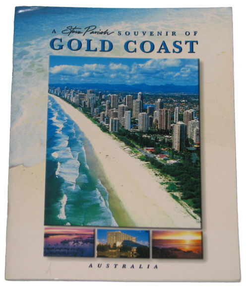 Book: Souvenir of Gold Coast