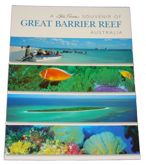Book: Souvenir of the Great Barrier Reef