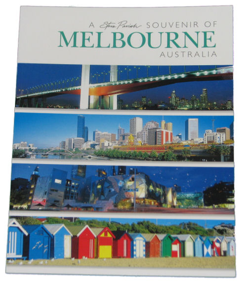 Book: Souvenir of Melbourne