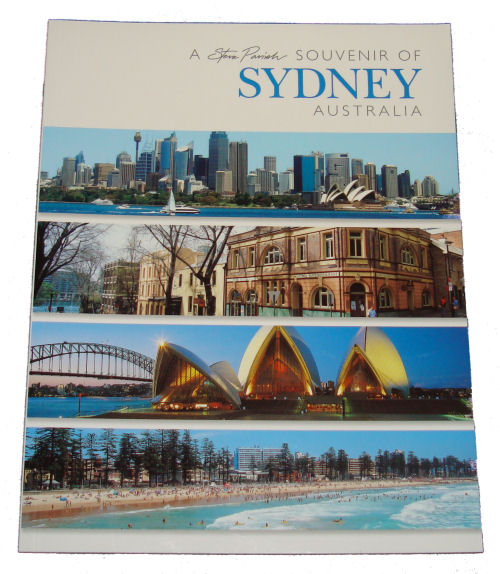 Book: Souvenir of Sydney