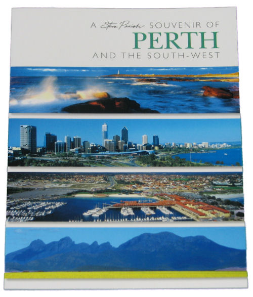 Book: Souvenir of Perth