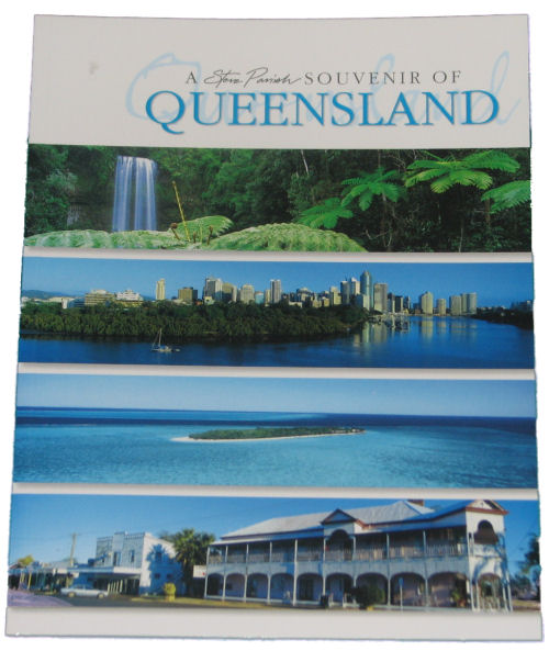 Book: Souvenir of Queensland