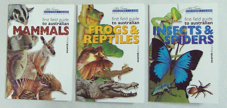 Book: Australian Field Guides