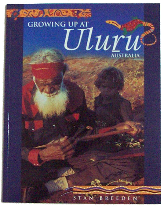 Book: Growing Up at Uluru