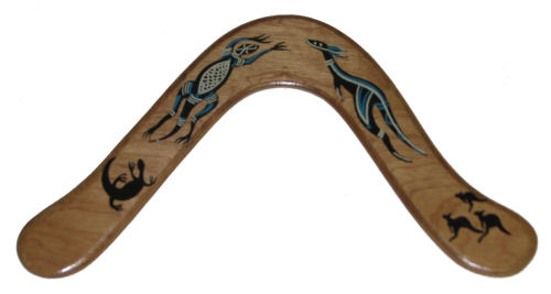 Boomerang Returning (14inch Ply)