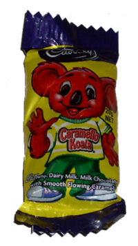 giant caramello koala