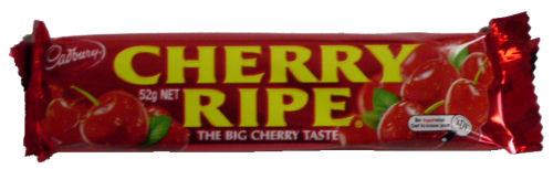 Cadbury Cherry Ripe Bar (52g)