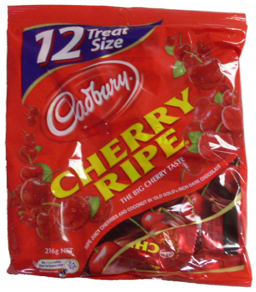 Cadbury Cherry Ripe Multi-Pack