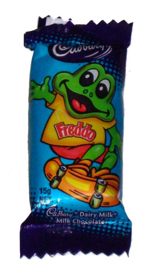 Freddo Ice Cream Cake Nutrition