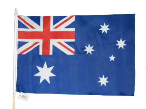 Australian Flag 12x18inches (305x457mm)