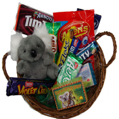 Gift Basket: Sheila (For the Ladies)