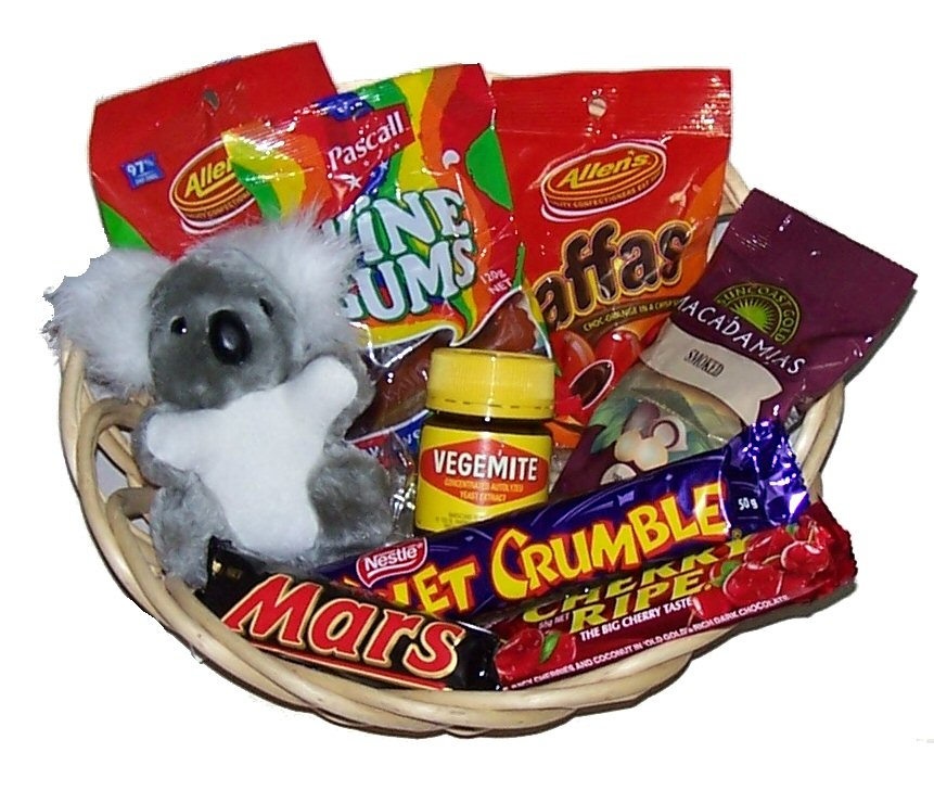 Gift Basket Confectionery