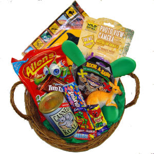 Gift Basket: Kids under 10 years