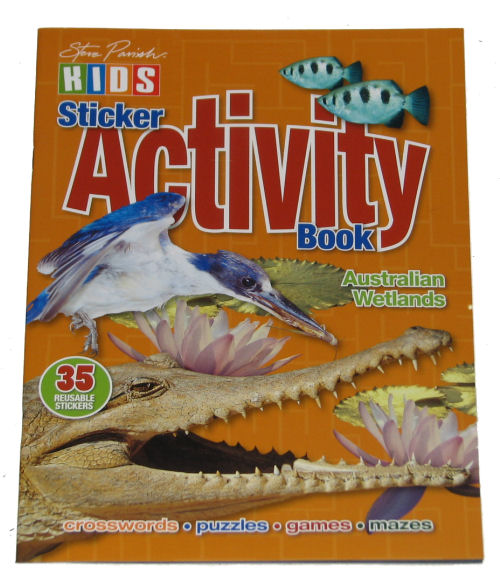 Book: Activity Wetlands