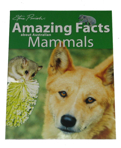 Book: Amazing Facts - Australian Mammals