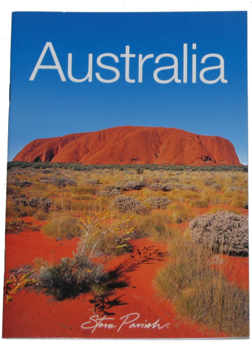 Book: Australia Little Gift Book