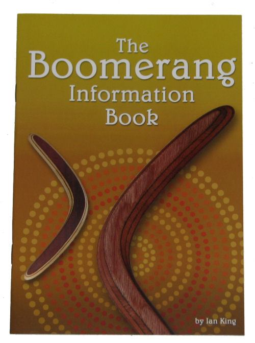 Book: Boomerang Information Book