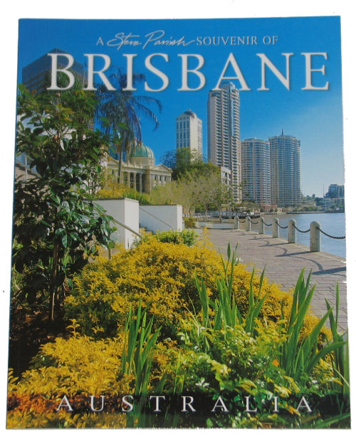 Book: Souvenir of Brisbane